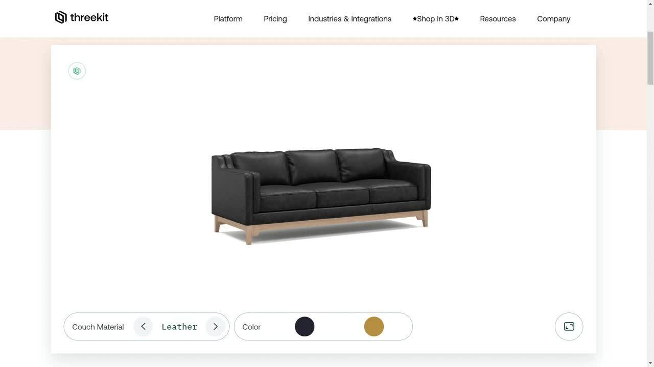 Threekit Couch - 1920x1080 - 16-9
