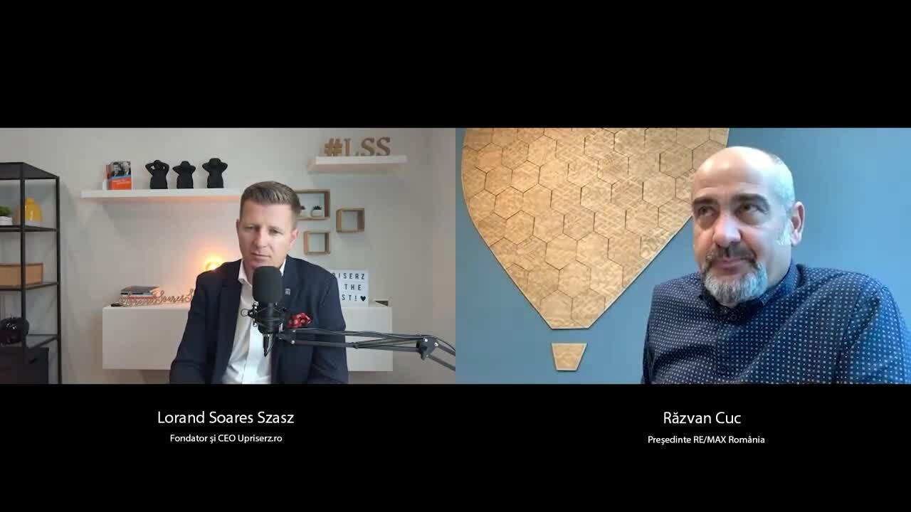 60 de minute cu REMAX România - cu RĂZVAN CUC și LORAND SOARES SZASZ