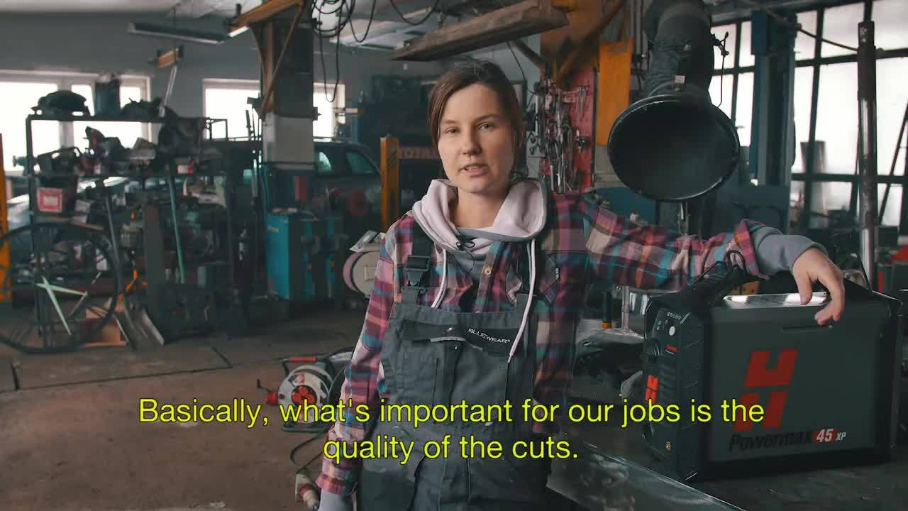 Polish job shop puts FineCut consumables to work