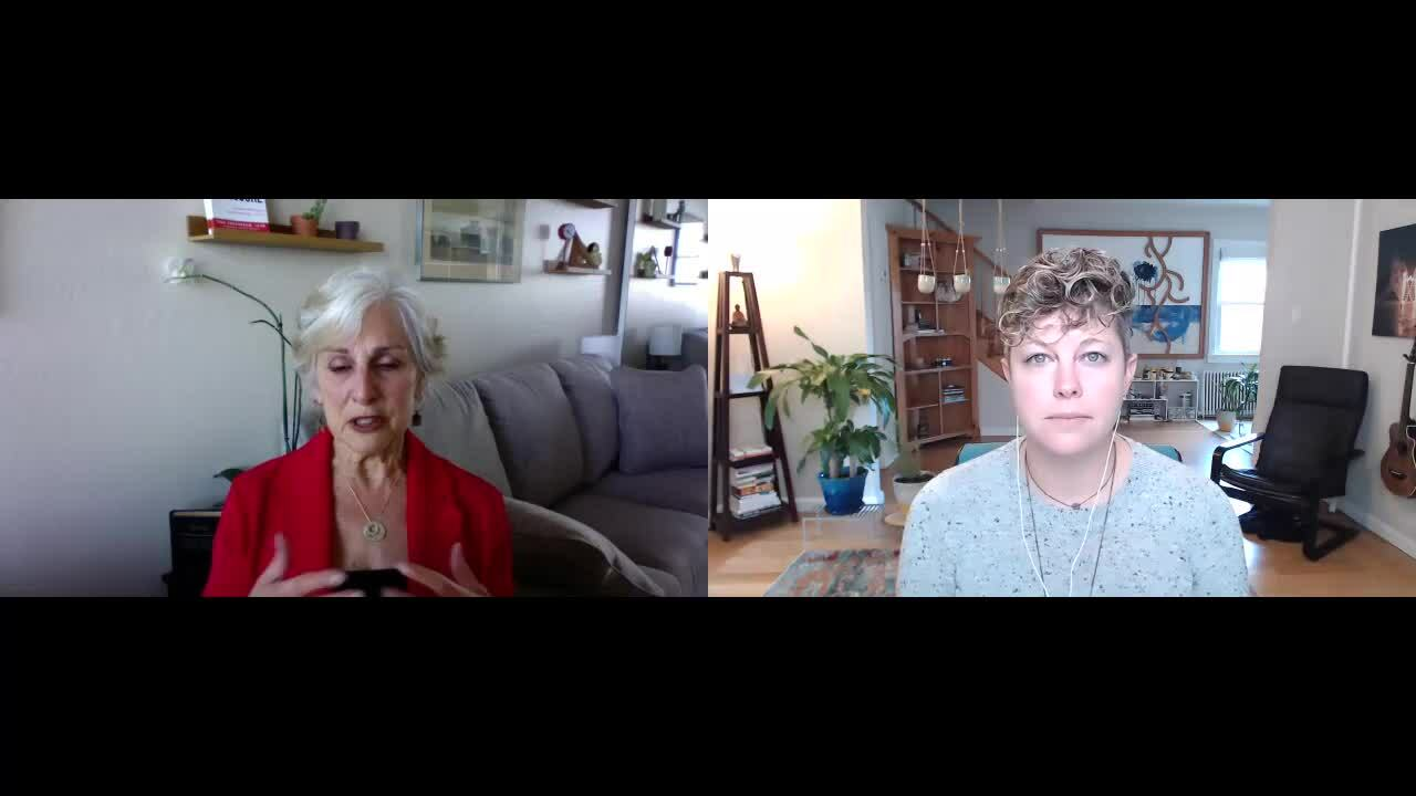 Ep 88_ Getting Under the Conscious Mind, with Tina Greenbaum