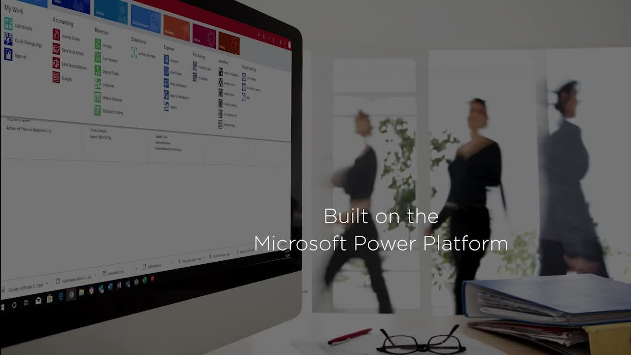 Gravity Software and Microsoft Power BI - Better Together-1