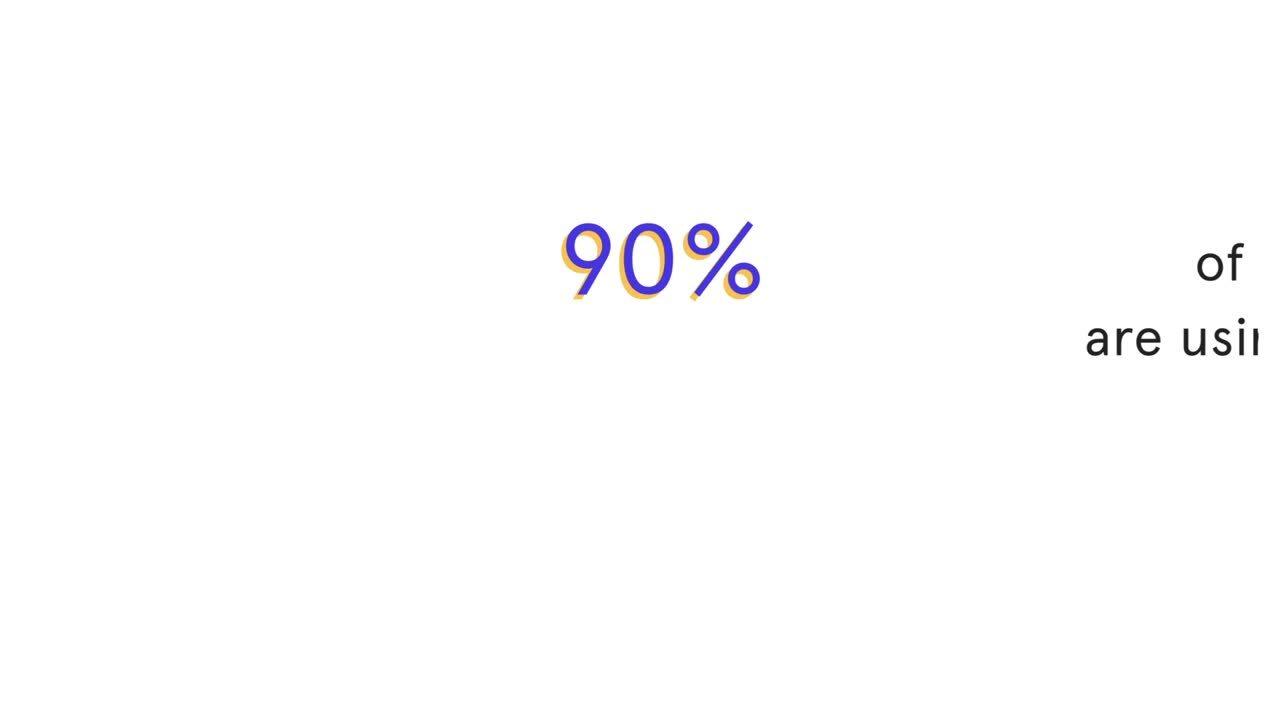 stats animation