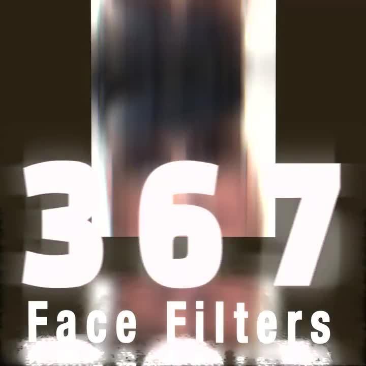 1000 face filters banuba