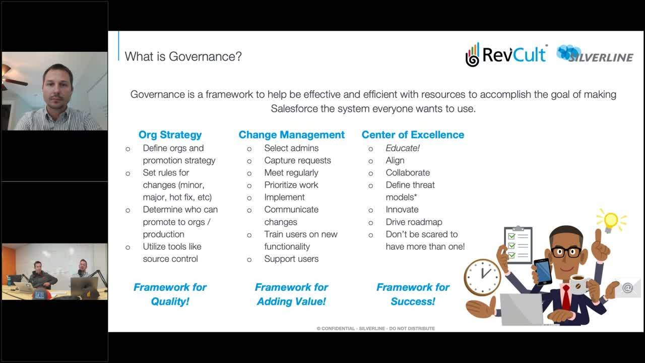 Salesforce Governance Guide for Banking and Credit Unions