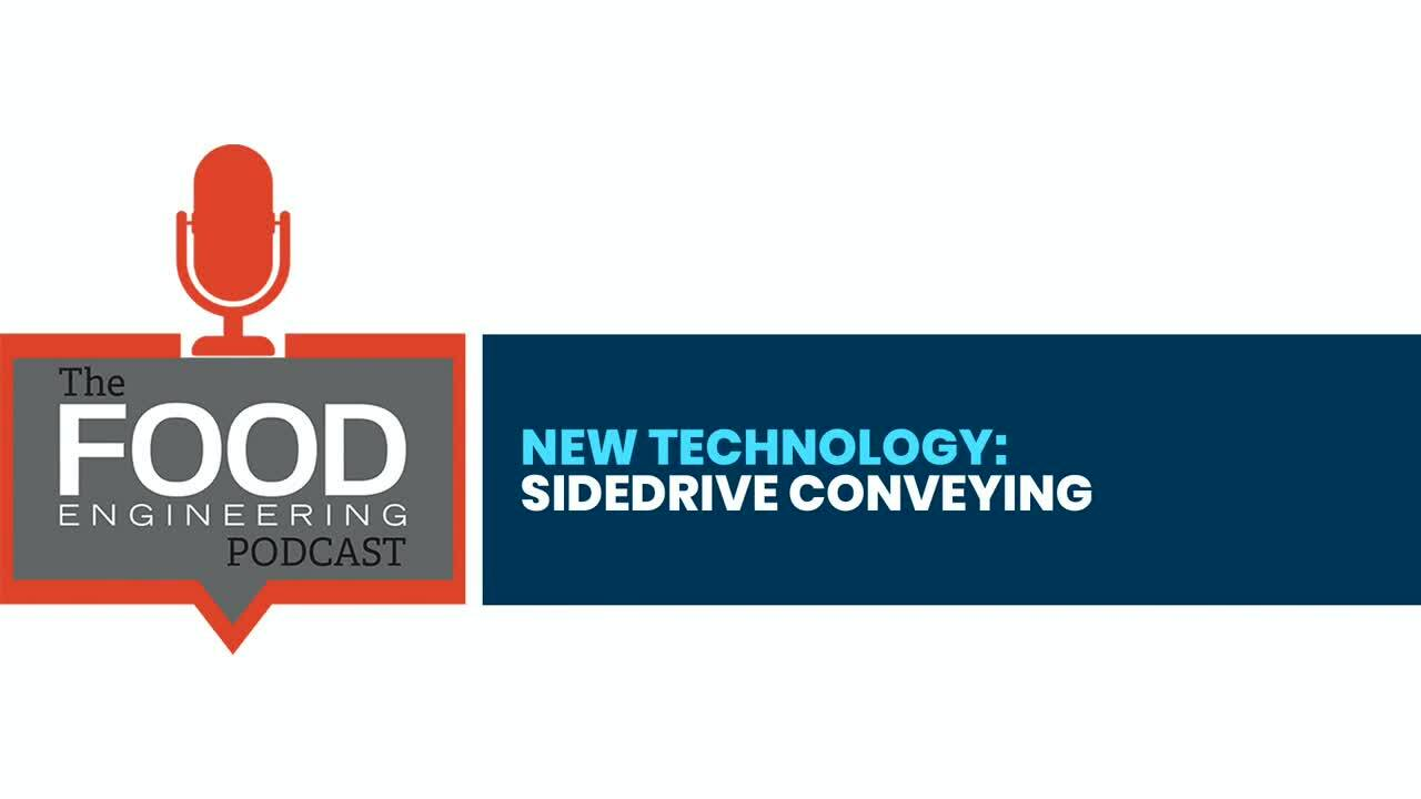 New Technology- SideDrive Conveying