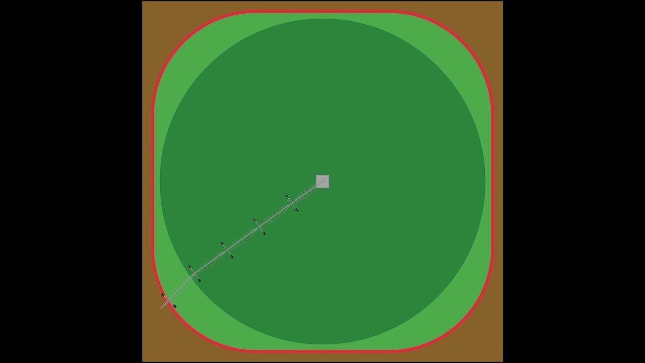 Below Ground Guidance Animation