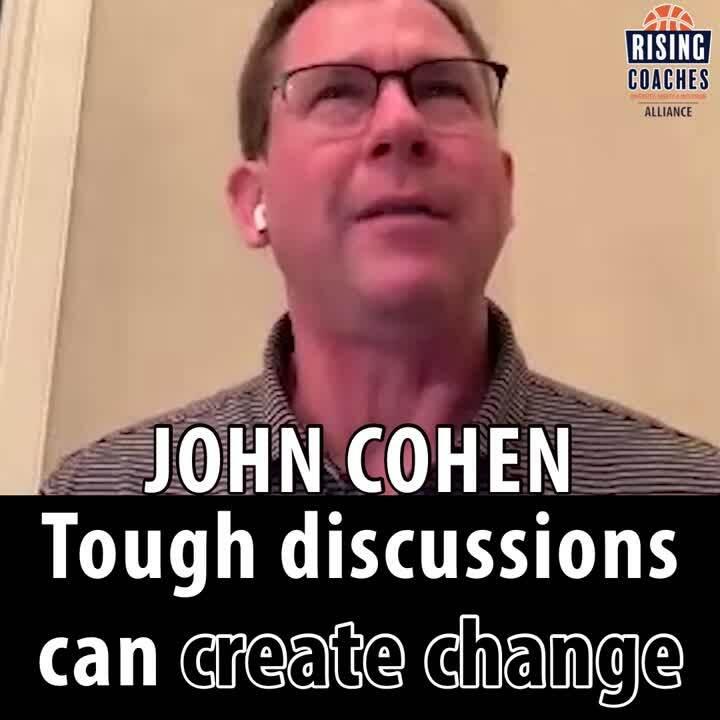 John Cohen - Tough Discussions