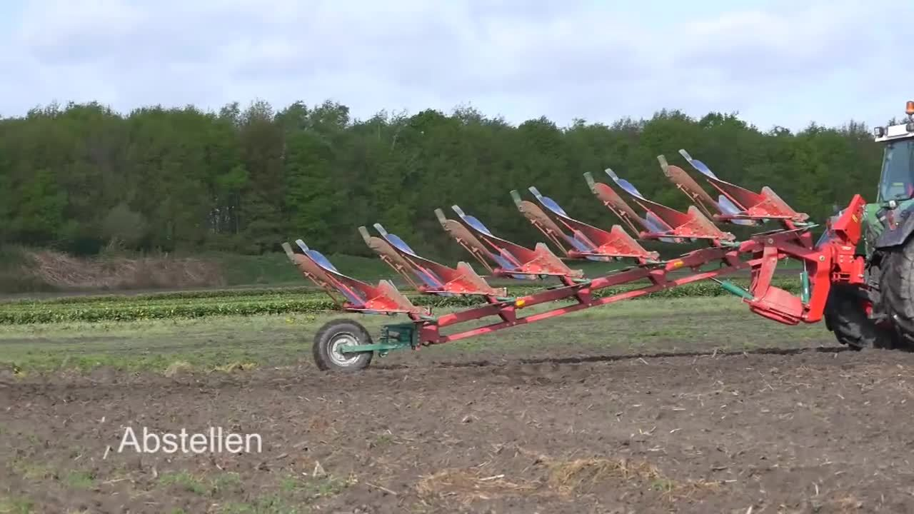 KV 2500 Transport to Perfect ploughing in Record times