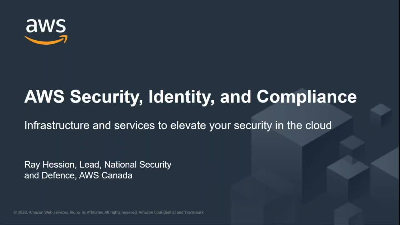 Canada Compliance Week: Vision of cloud security