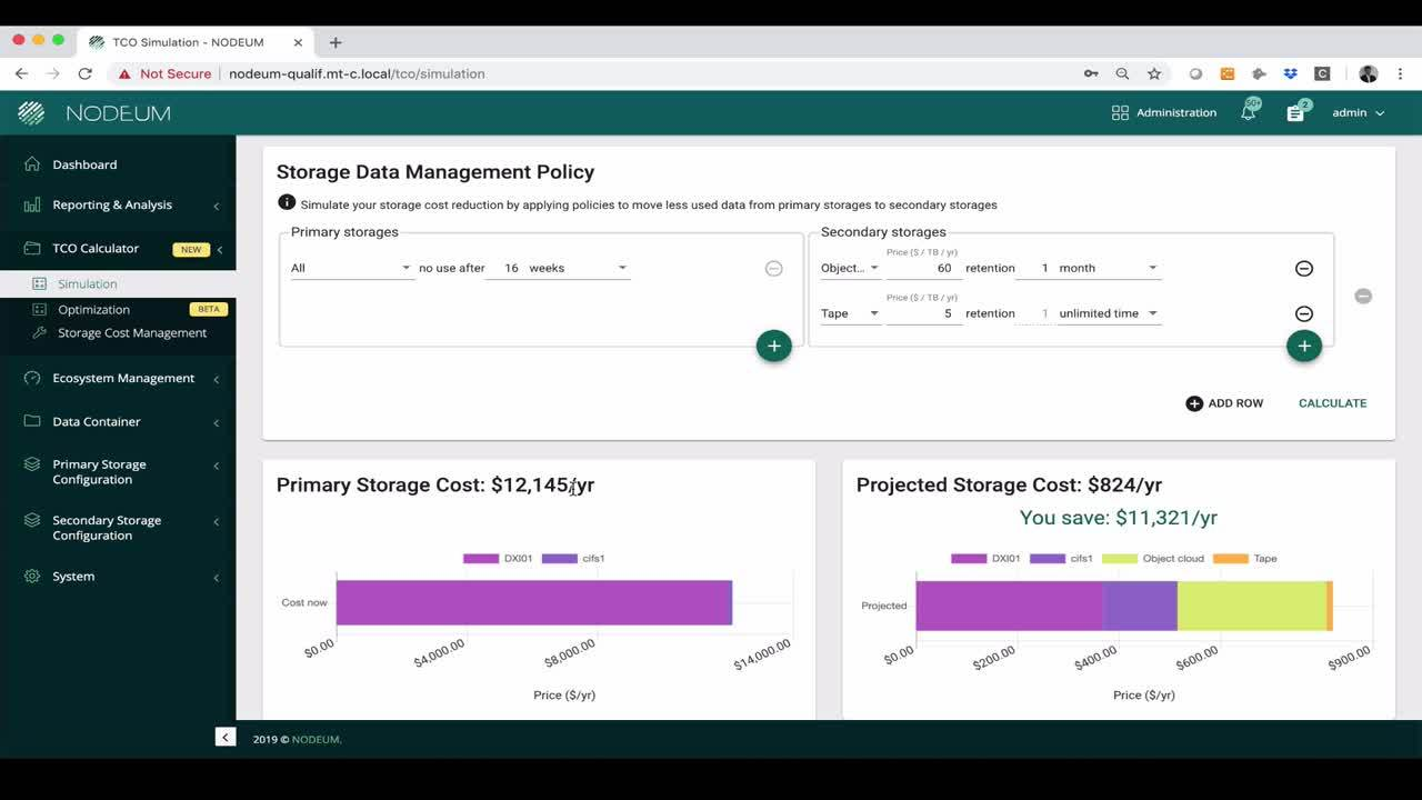 Nodeum - Product Feature - Data Archive-1