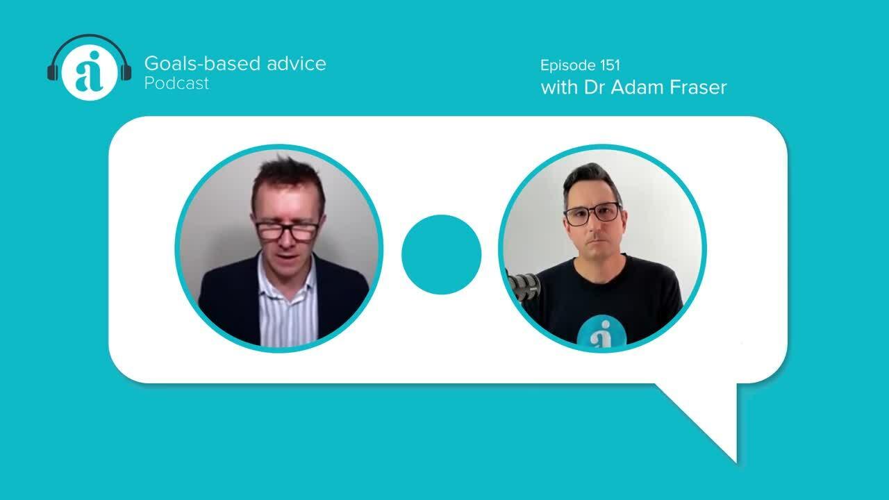 Episode 151 Dr Adam Fraser