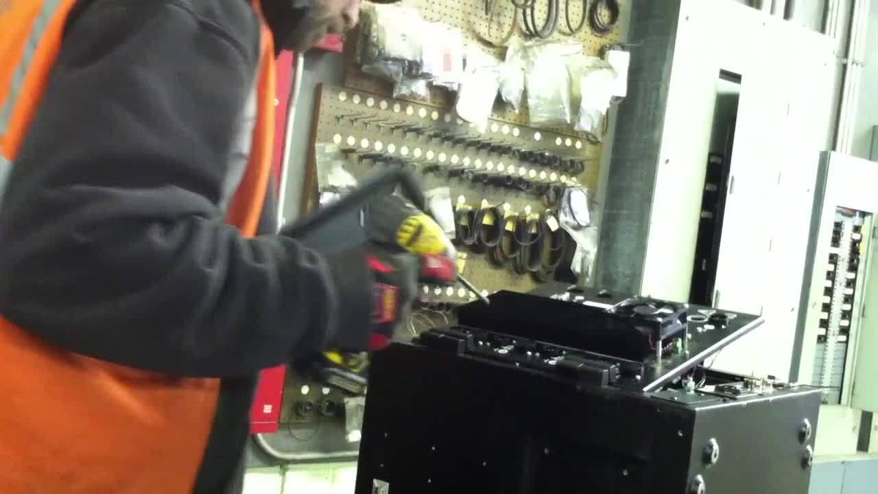 EDGE Pro - Heatsink, back panel