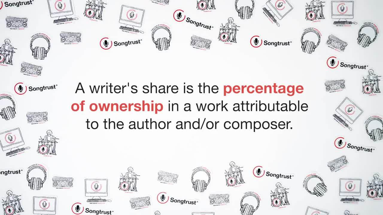 [Term] Writers Share.R