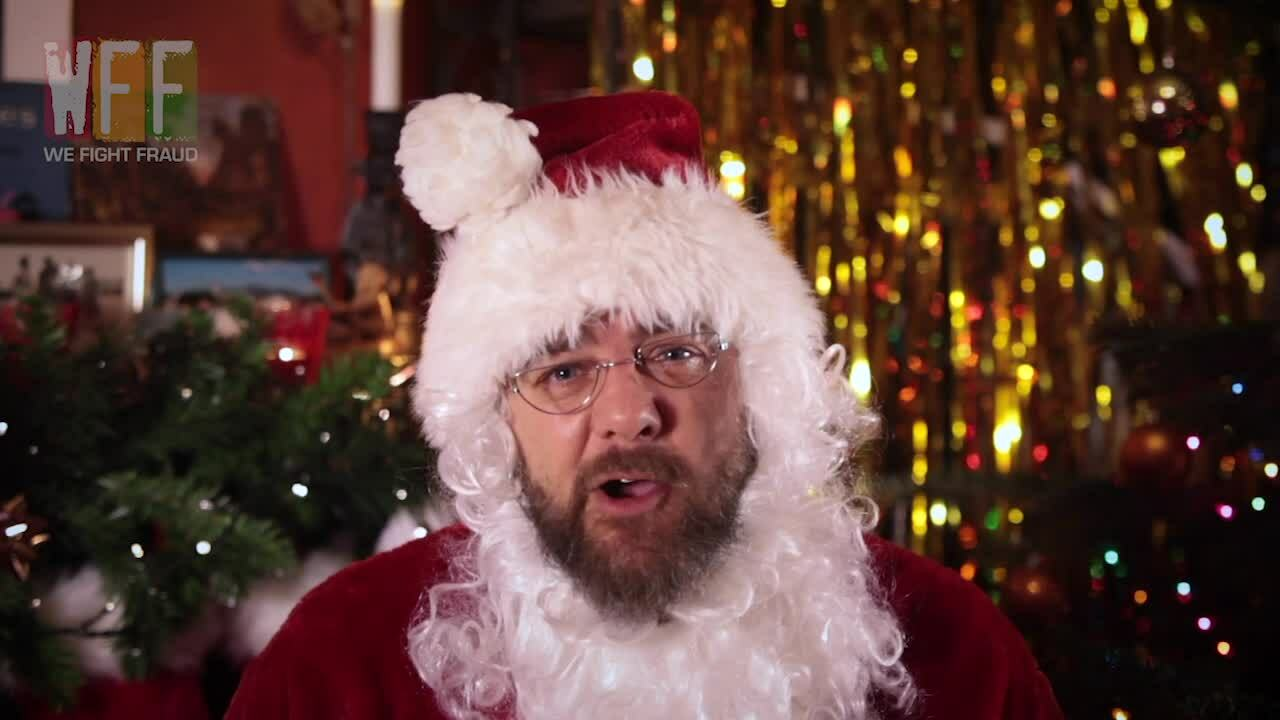 Twelve Frauds of Christmas Day 10