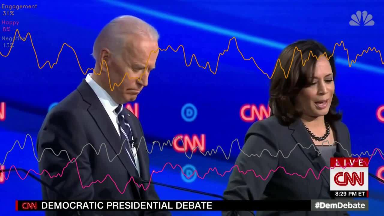 Democratic Debate 2019 - Harris, Biden, Have Heated Exchange on Health Care