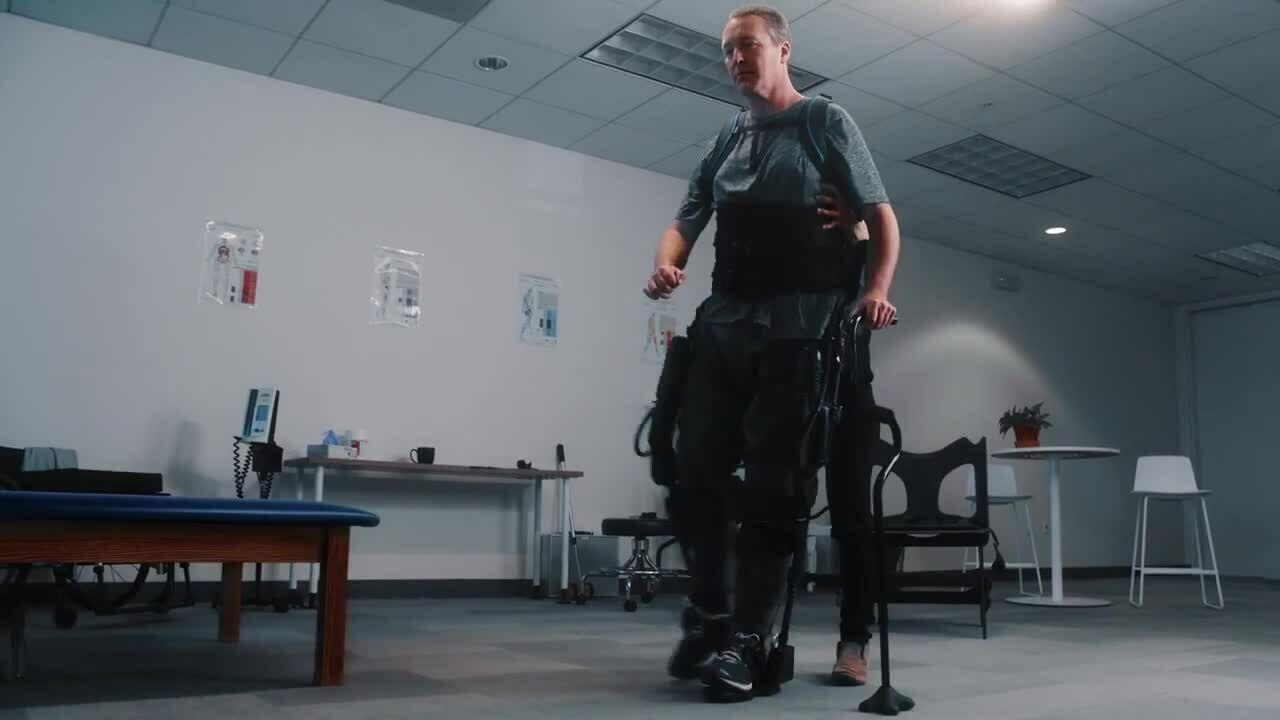 Find Your Strength -- Ekso Bionics (1)