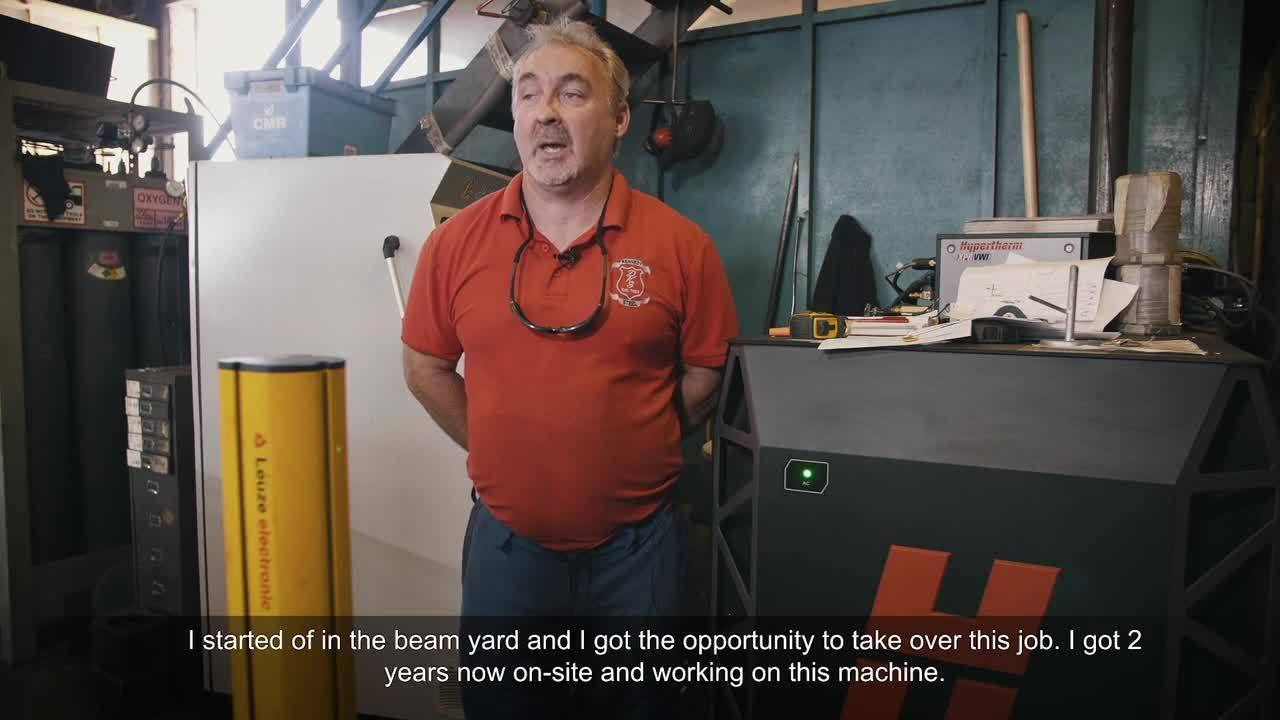 Kennedy Steel Supplies testimonial
