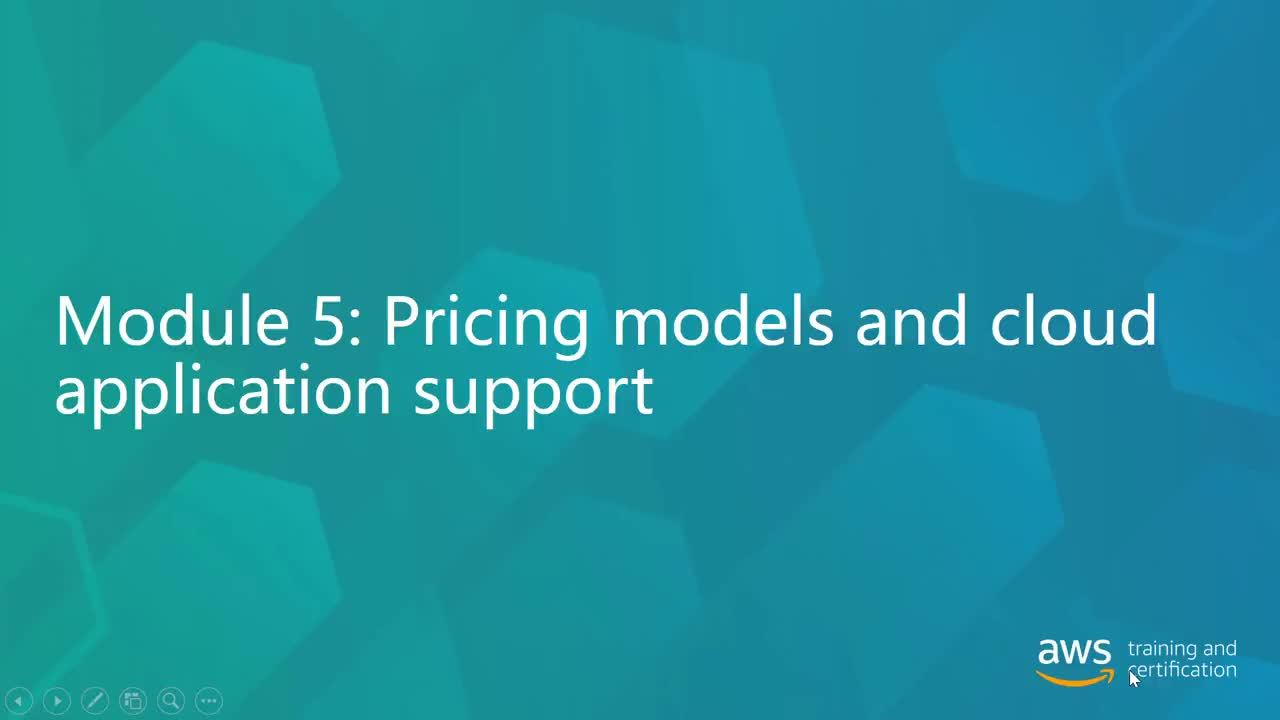 Module 5 Support and Pricing