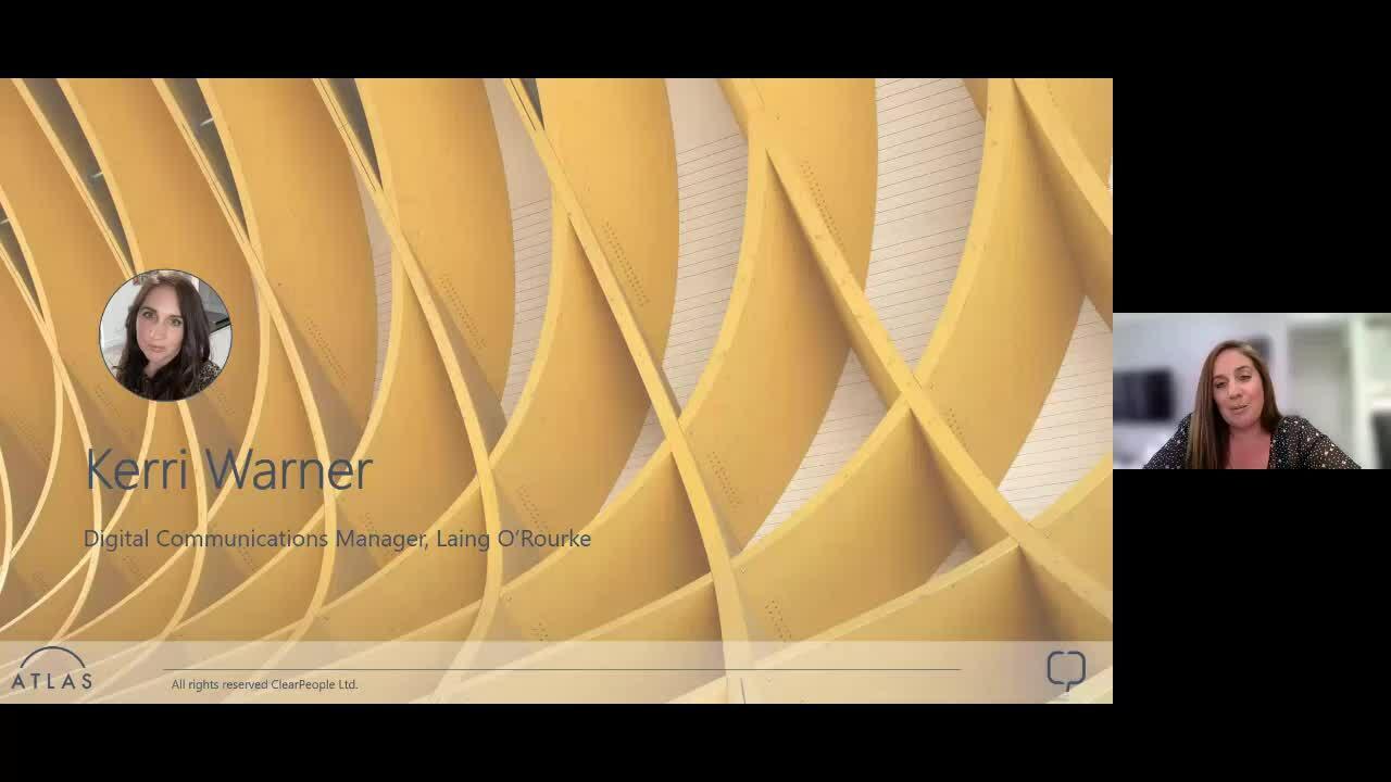 Laing ORourke - Kerri Warner - Outdated intranet_Trimmed