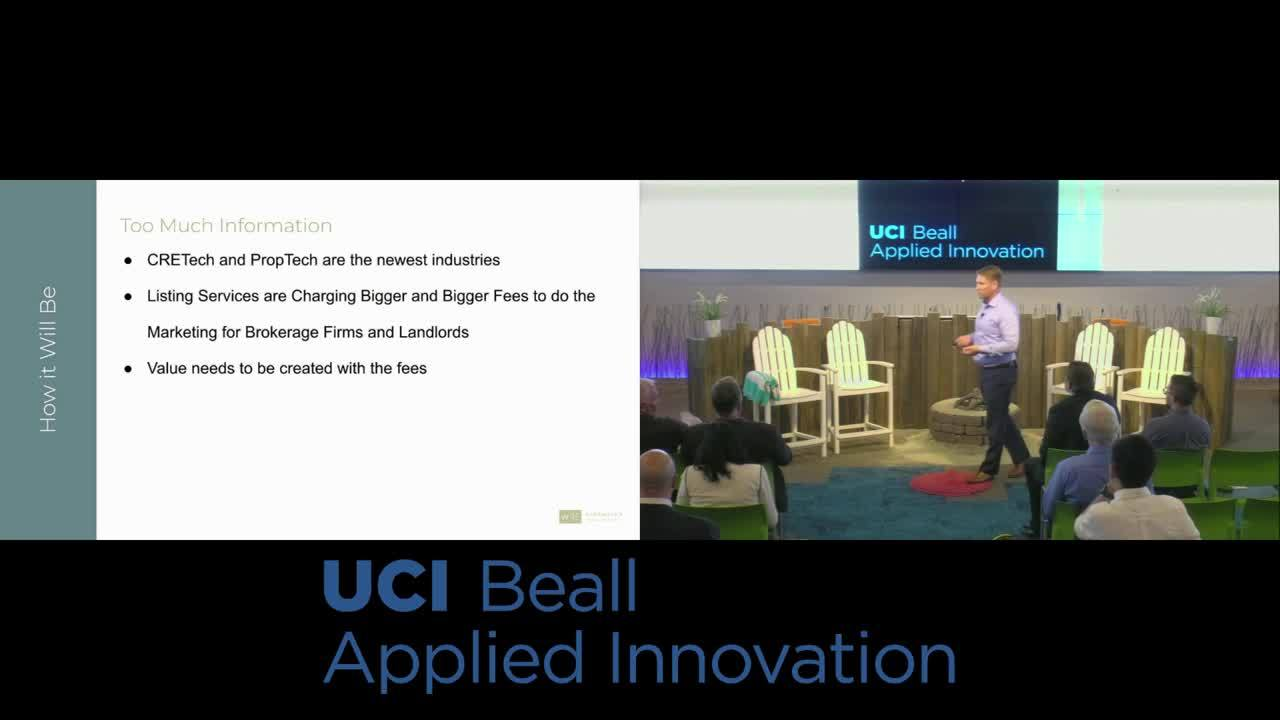 Innovation Summit 2019 Windwater - Rob Video