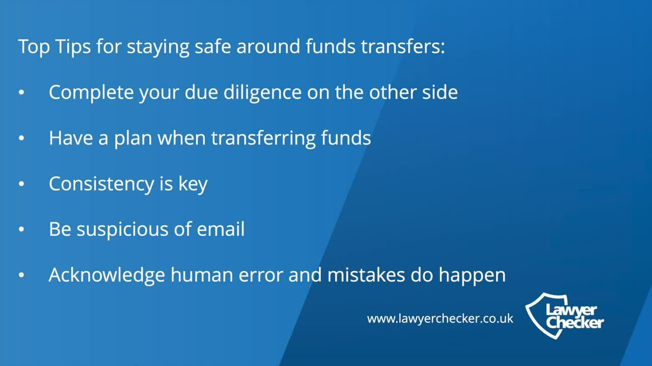 Staying Safe When Transferring Funds (1)