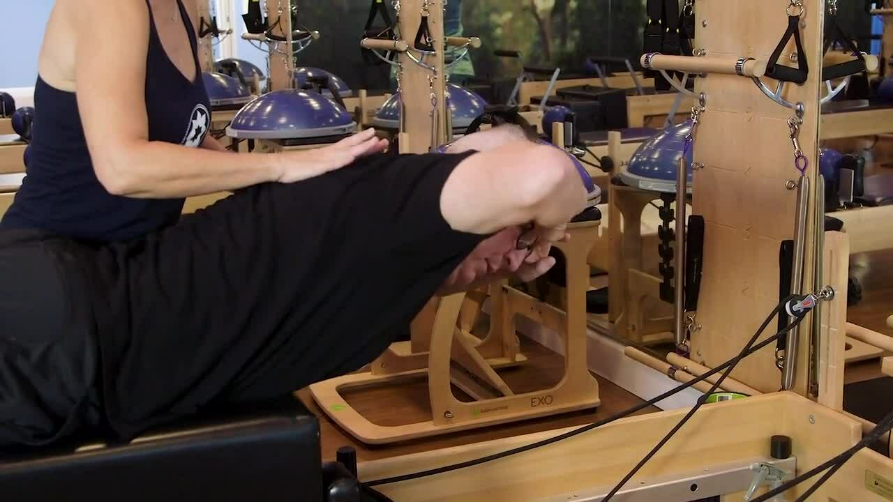 How Pilates Helps Me Be a Stronger Golf Instructor — Shannon Willits, Master Trainer, Club Pilates &