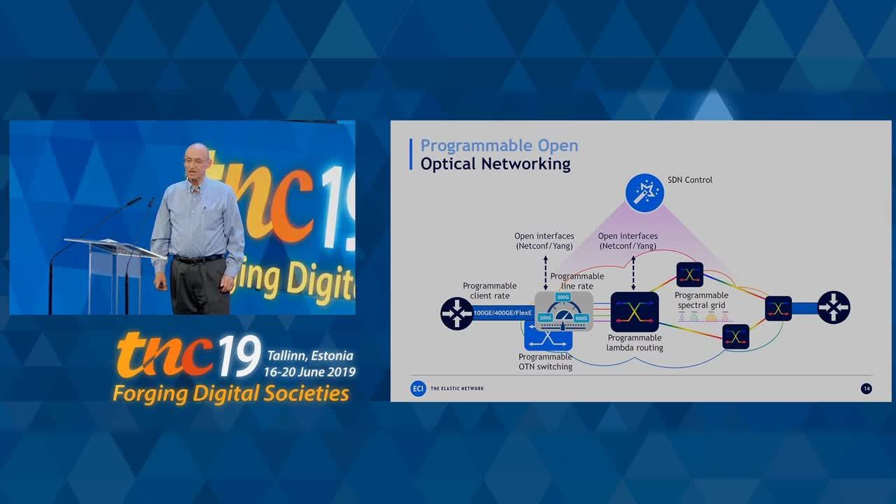 TNC19 - Differentiation in the Age of Optical Convergence