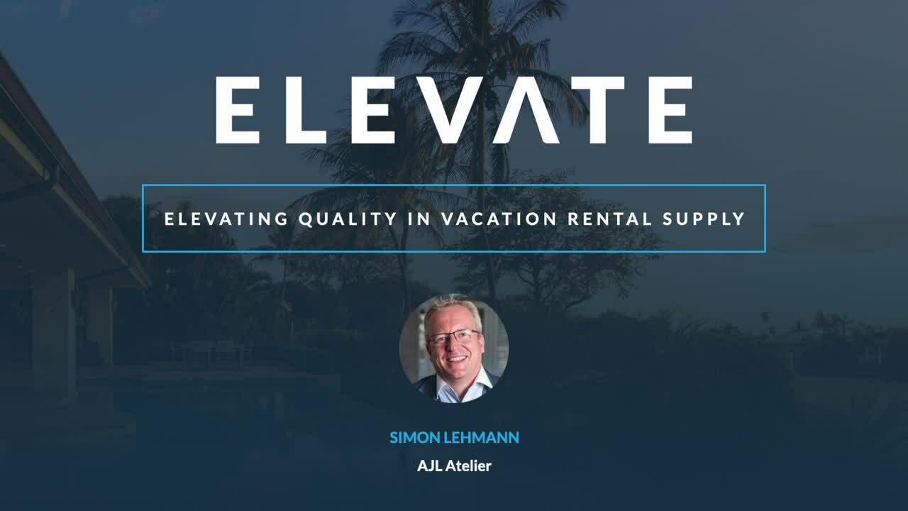 Elevating Quality in Vacation Rental Supply