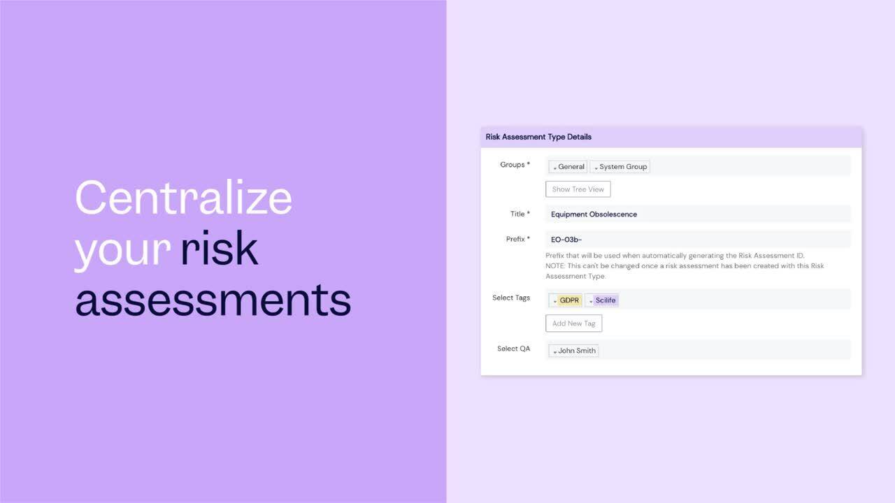 Risk Assessment Snack