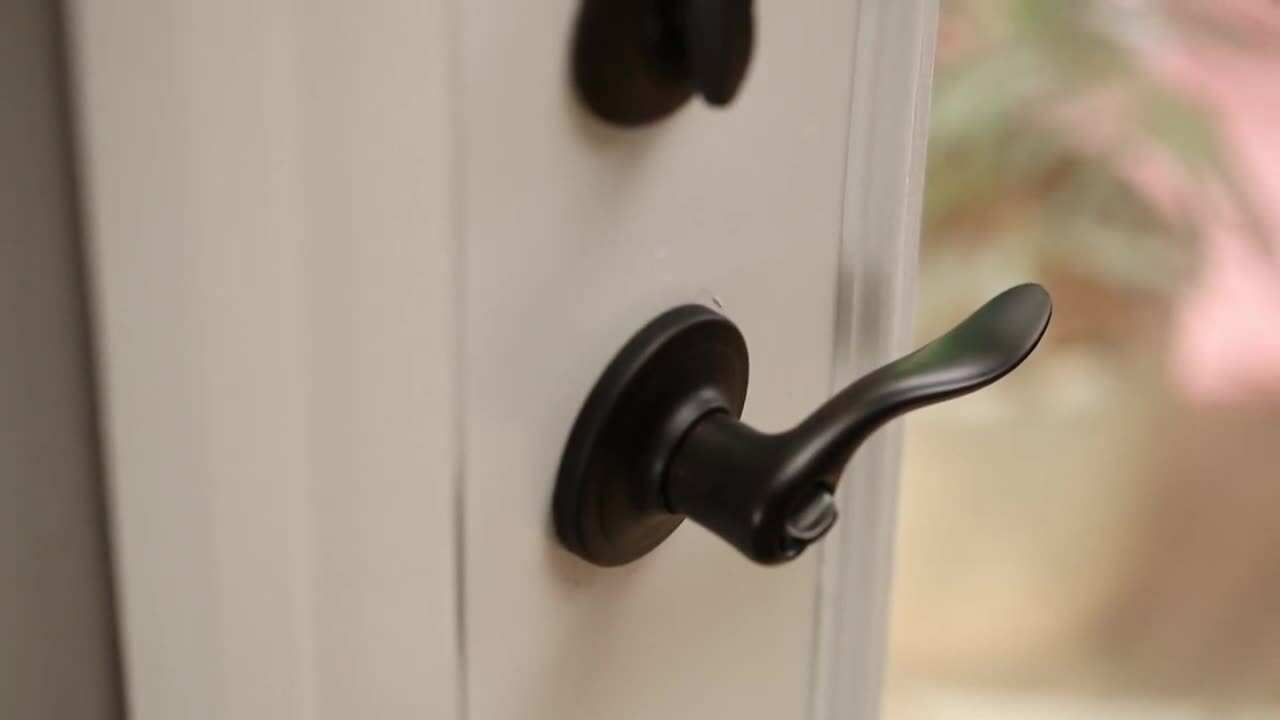 How to Measure Lever Handle Clearance