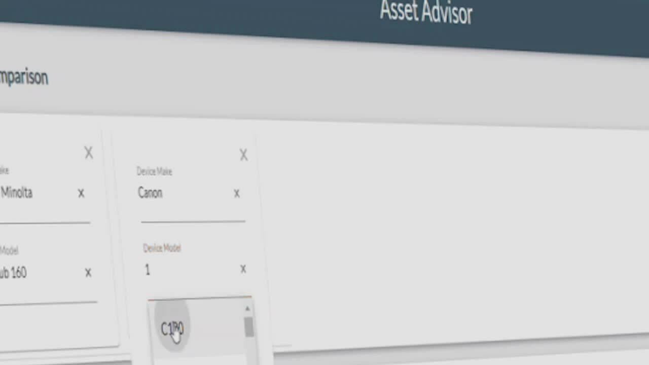 Asset Advisor_ A Catalog at Your Fingertips