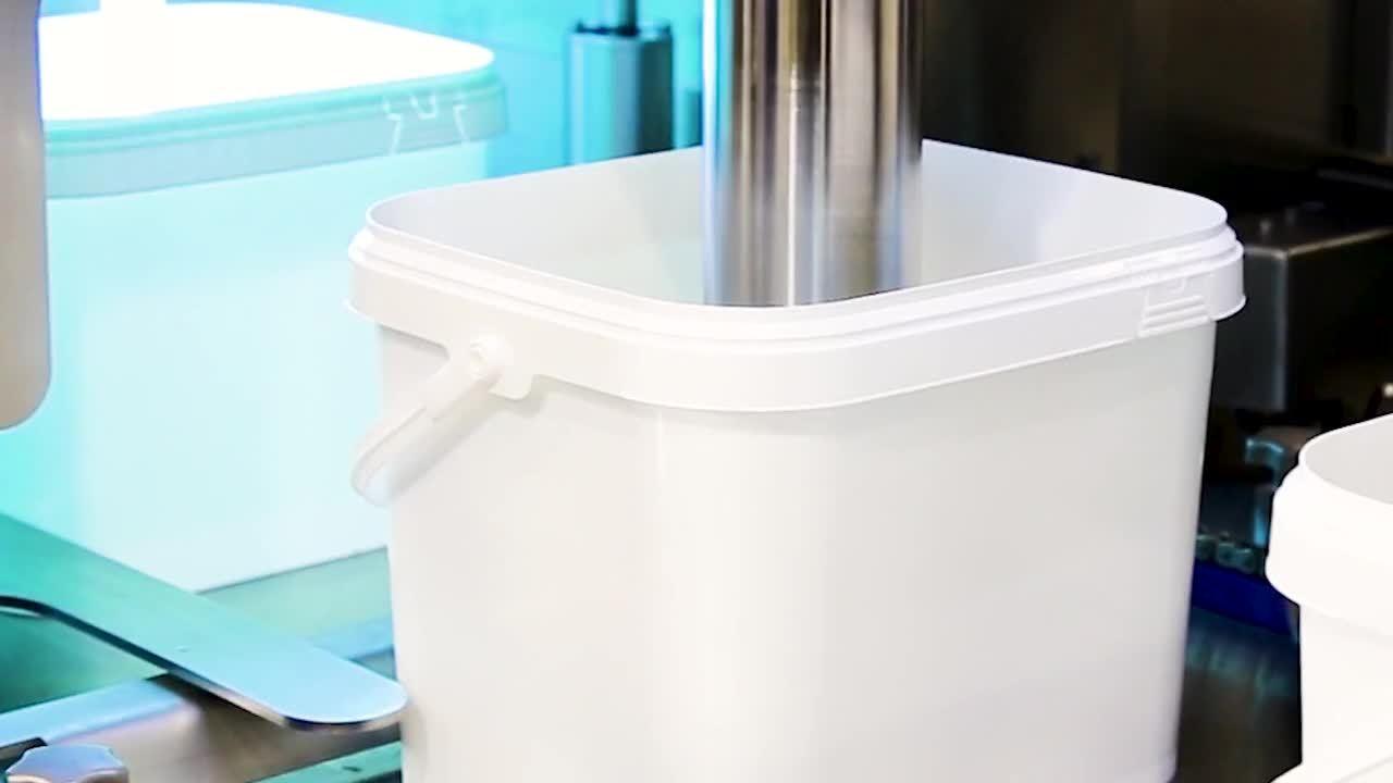 Video FOODPACK - Buckets Line - Soup 10l - Jet