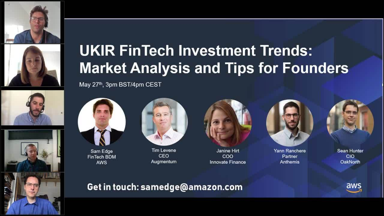UKIR FinTech Investment Trends Market Analysis and Tips for Founders