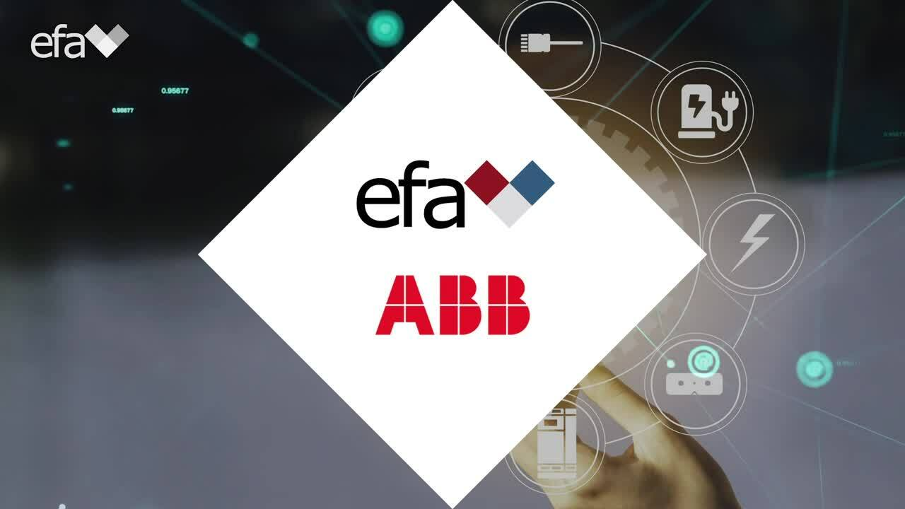 Efa lanserer ABB som ny vern-leverandør