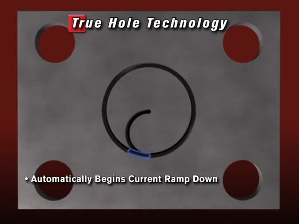 True Hole step-by-step - EN