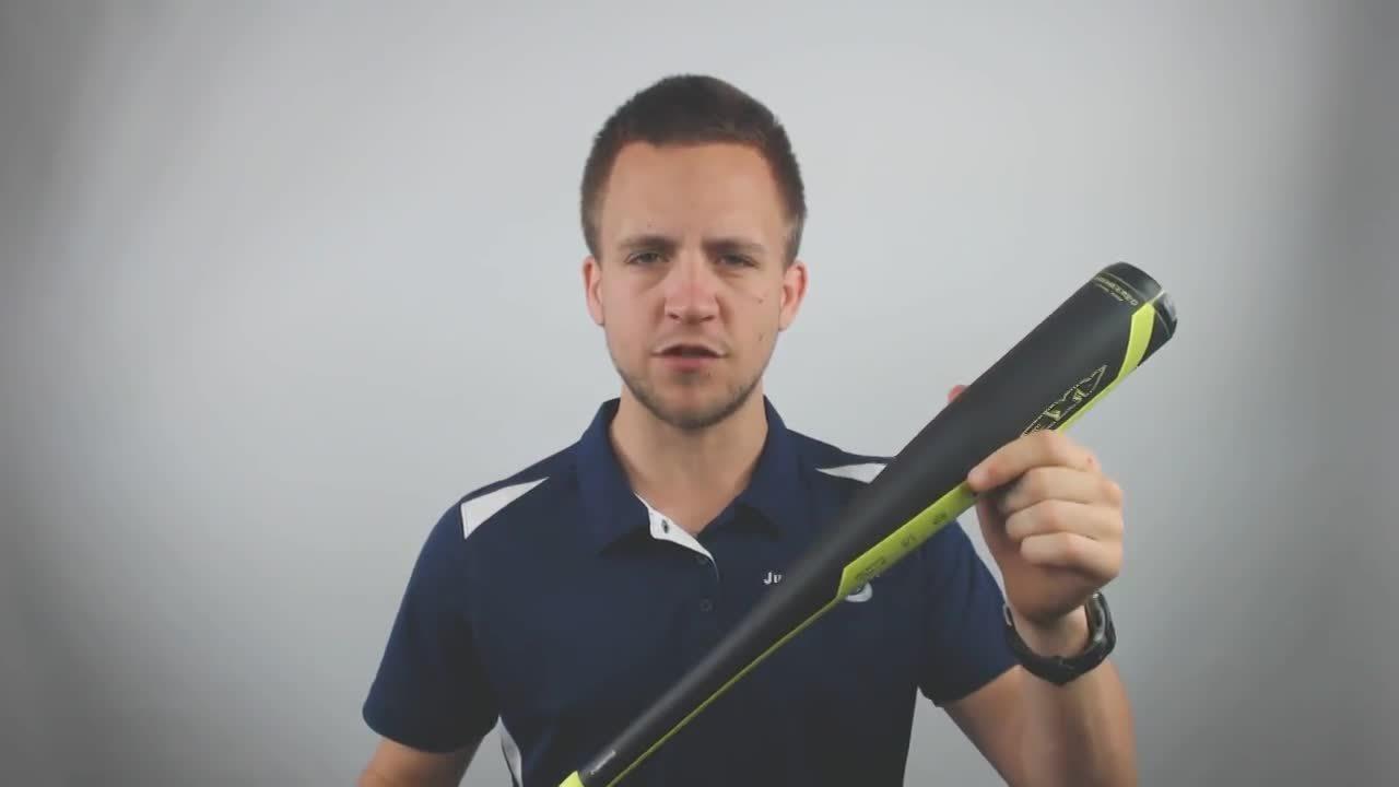 Review_ 2019 Axe Origin -10 USA Baseball Bat (L168G)