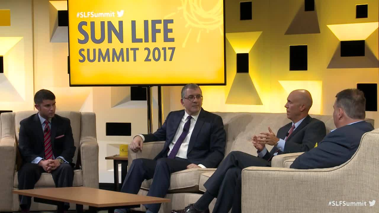 Sun Life Summit 2017 Education
