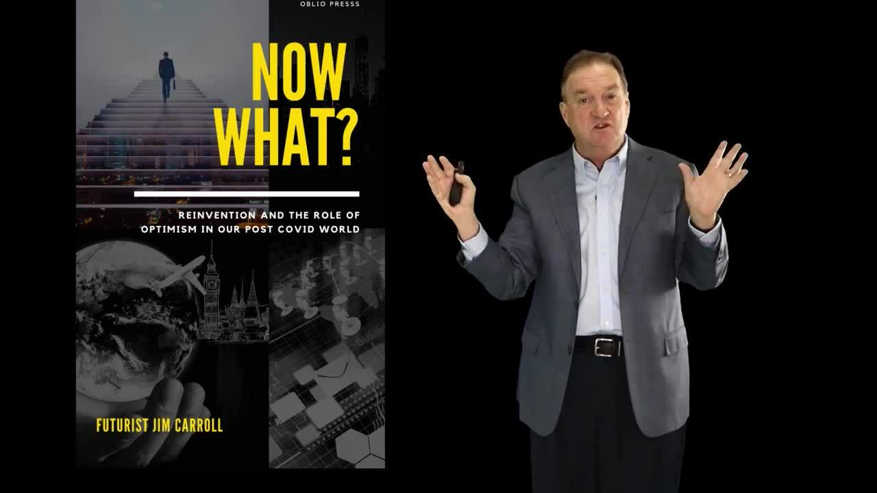Jim Carroll Virtual Message