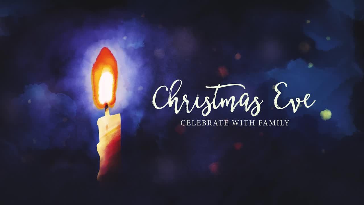 Christmas Eve Title HD