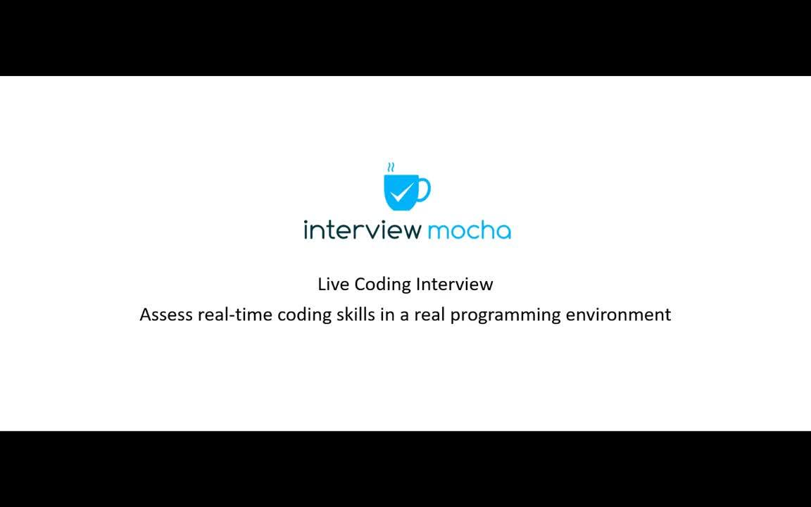 How to Schedule a Live Coding Interview