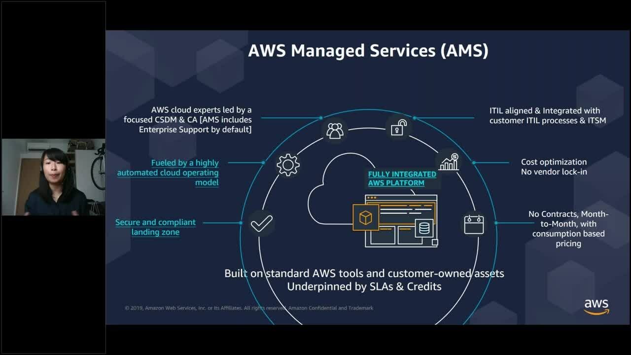 Get your Fintech to the next level with AWS