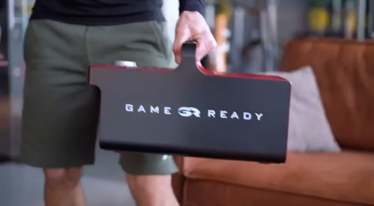 Game Ready GRPro2.1 for athletes and patients
