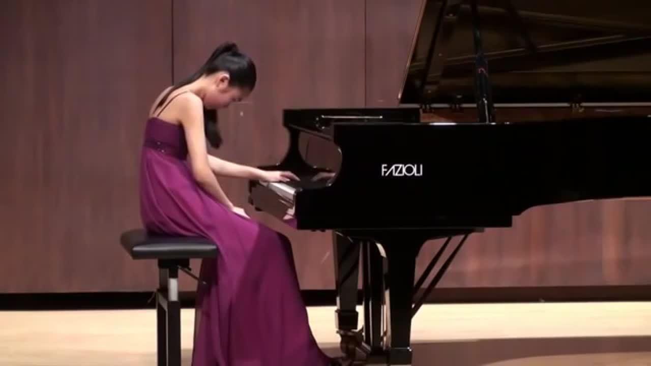 Tiffany poon sonate au clair de lune beethoven