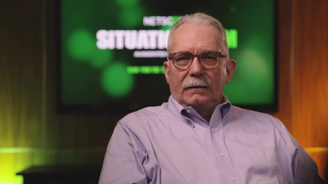 Jay Magarian, Director of Global Education Services for NETSCOUT Systems, Situation Room at ENGAGE
