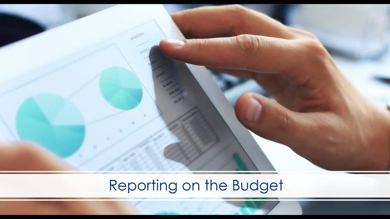 Maintaining Meaningful Budgets in Strata Master