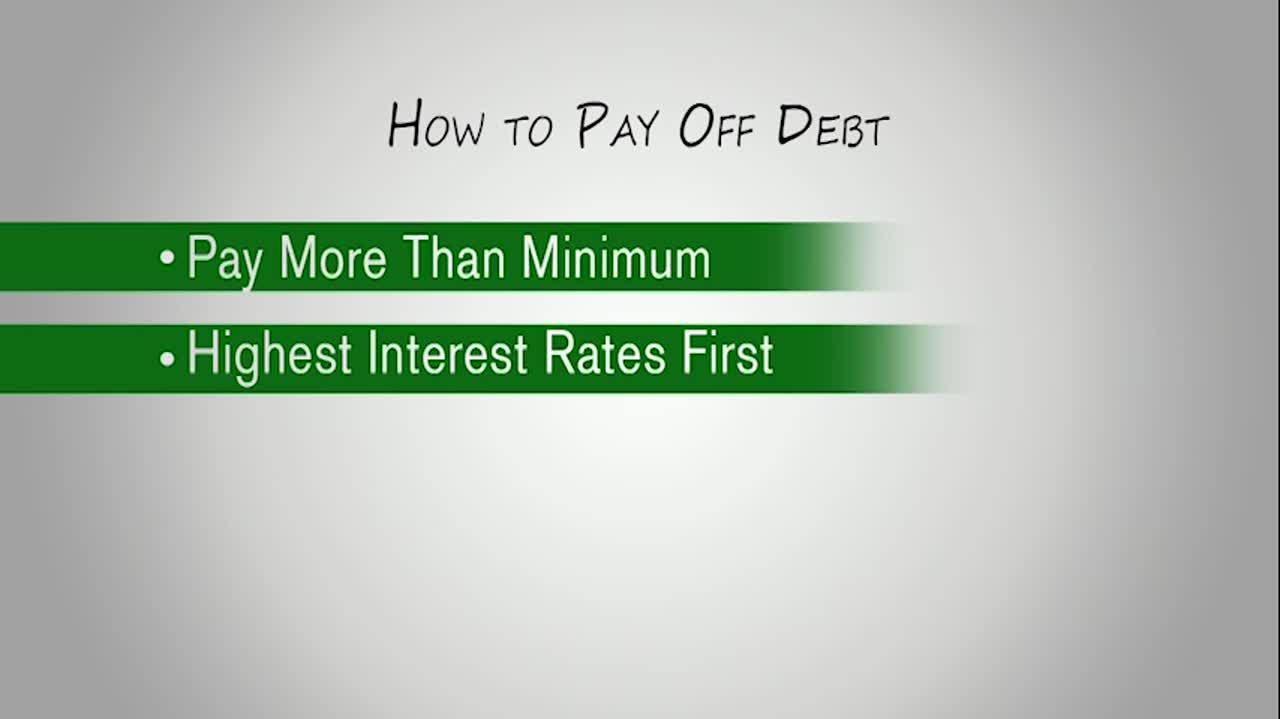 MMM How to pay off debt 03-05-18