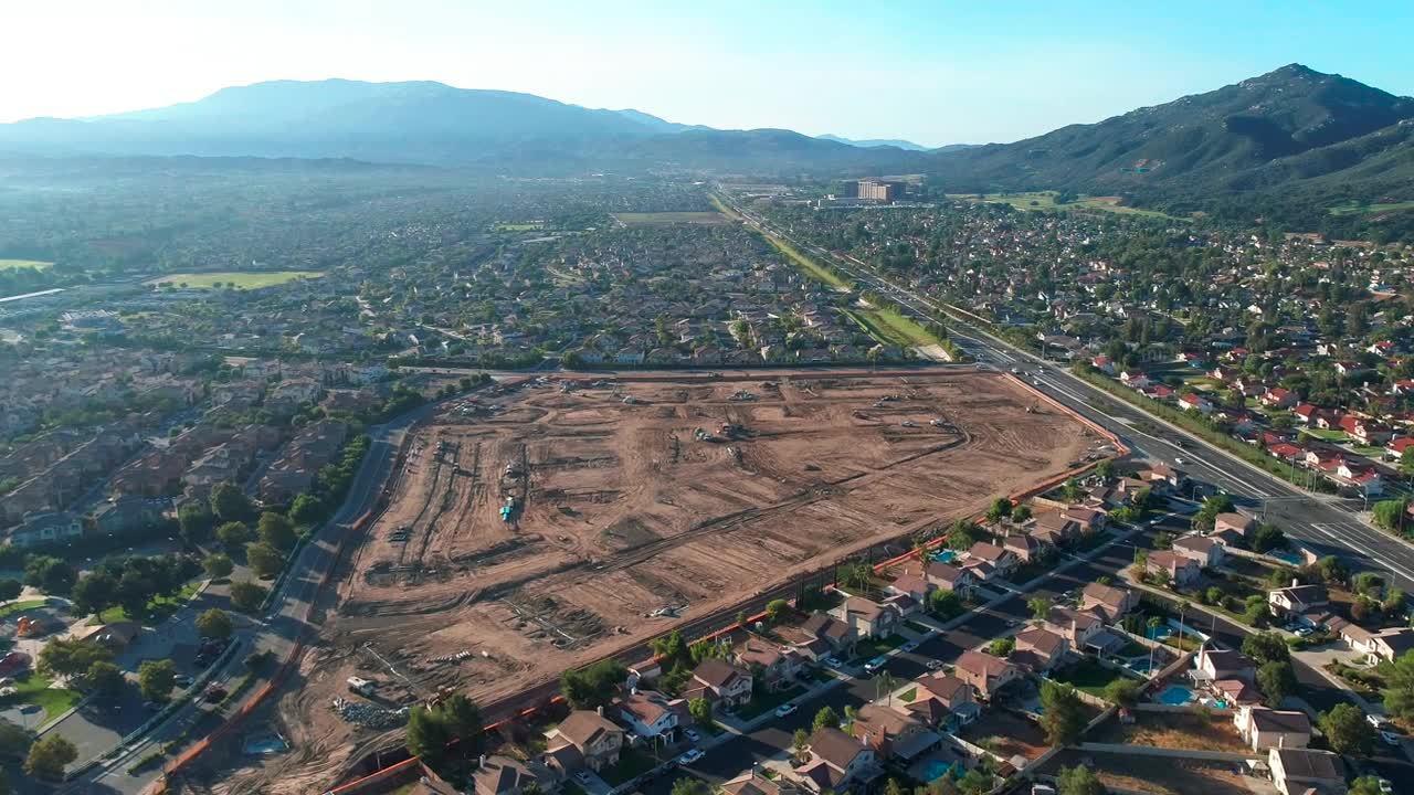 Rancho Soleo Progress Video #2 - Drone Footage