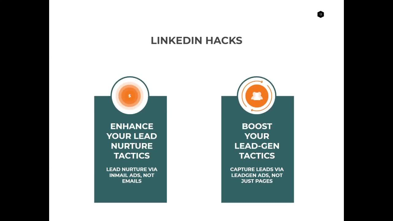 LinkedIn Hack - Boosting your Leadgen tactics