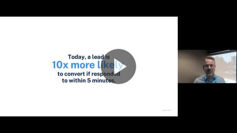 Inman Connect Now Webinar - How to Remove the Friction Between Your CRM & Agent Lead Response Time