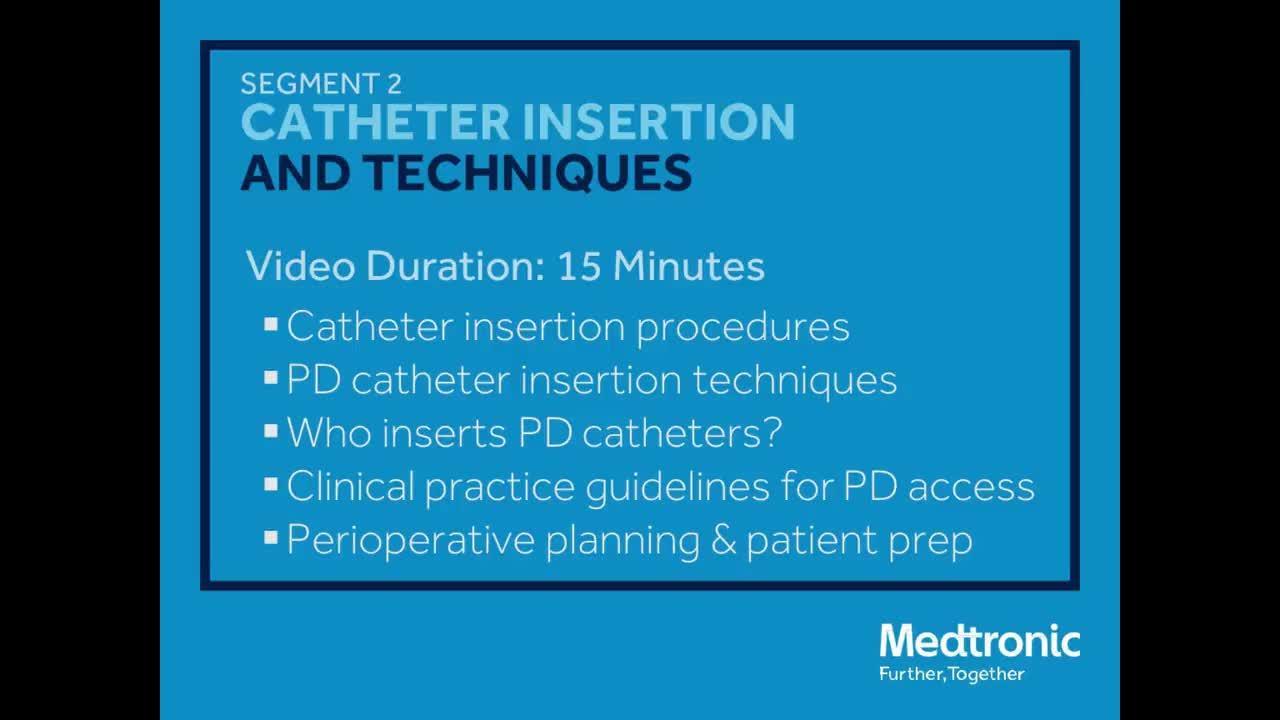 Segment 2: Peritoneal Dialysis Webinar with Dr. Micah Chan